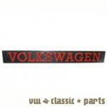 Volkswagen Golf 1 hátsó felírat