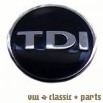 TDI kulcsembléma