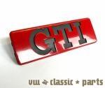 Golf 2 GTI G60 diszléc embléma